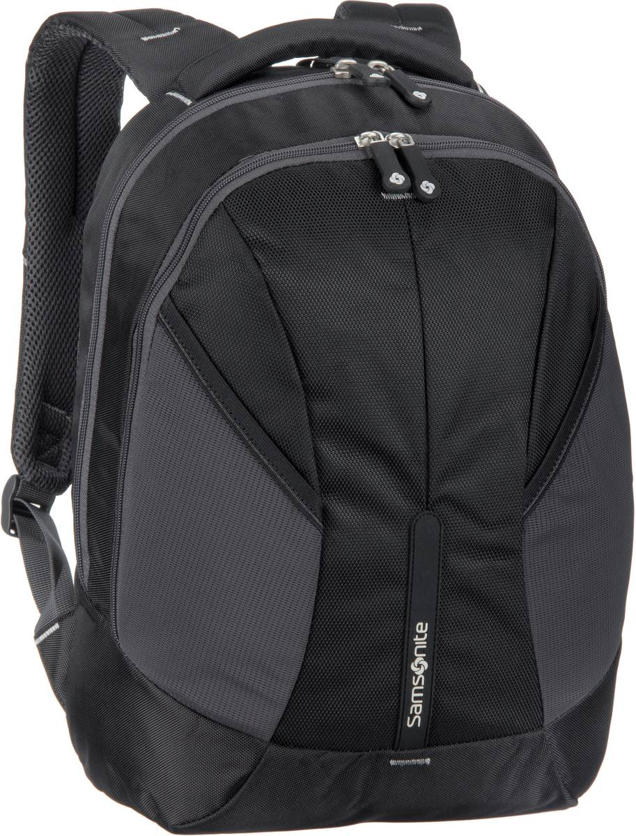 4Mation Backpack S Black/Silver