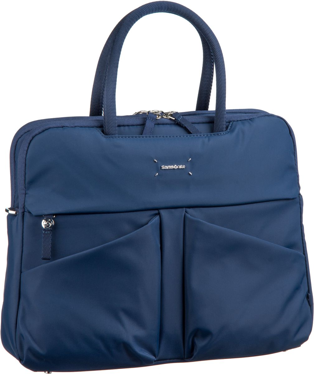 Samsonite Lady Tech Bailhandle 14.1'' Dark Blue Aktentasche