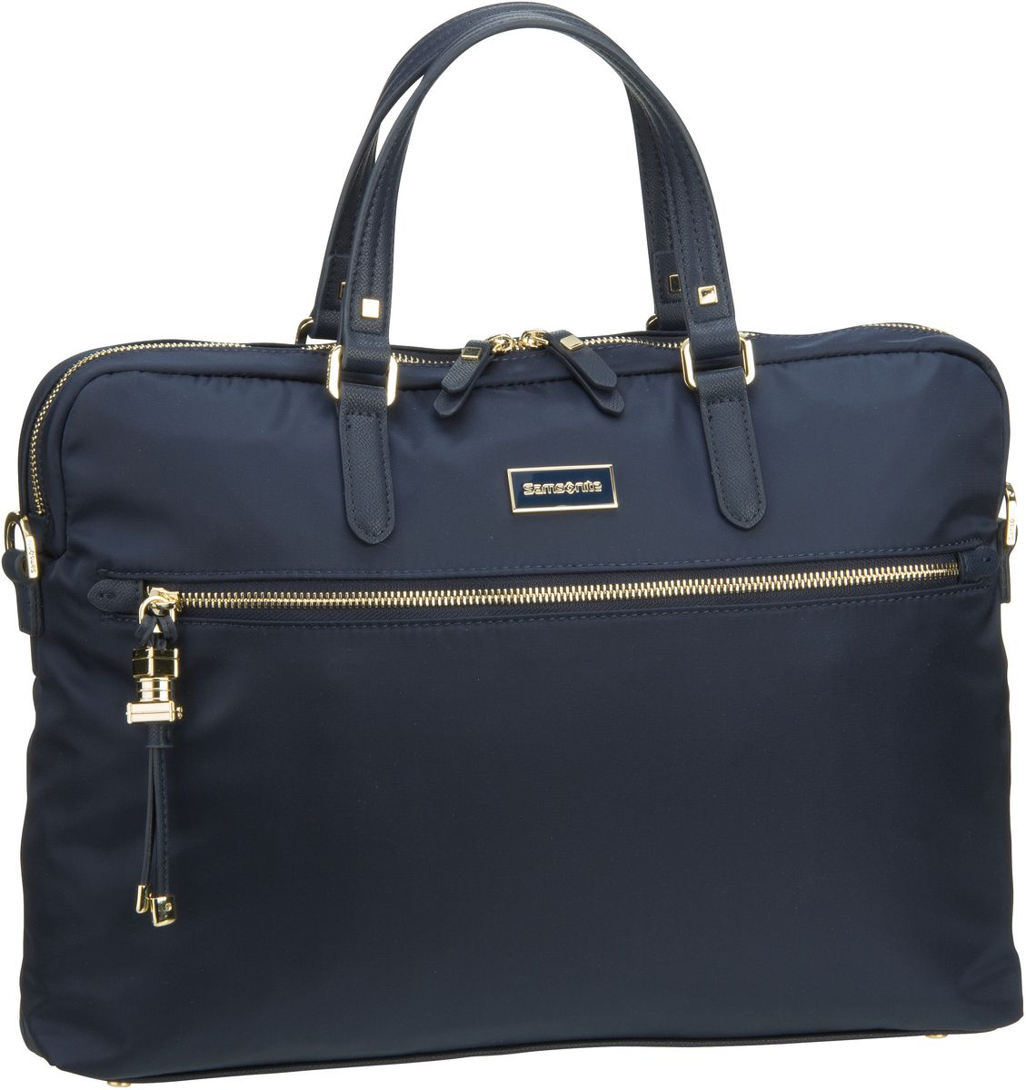 Samsonite Karissa Biz Bailhandle 15.6'' Dark Navy Aktentasche