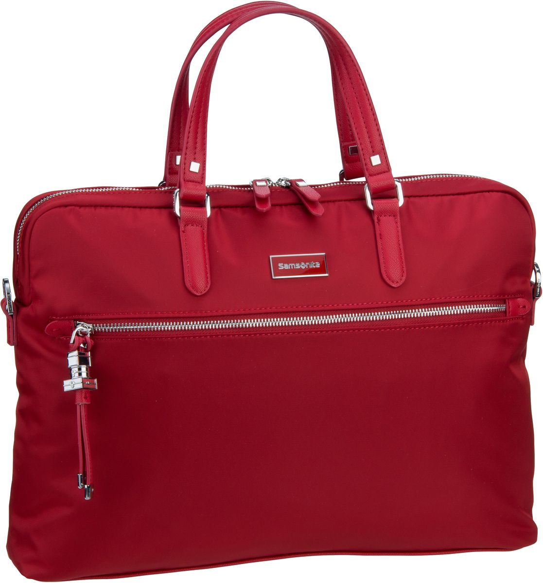 Samsonite Karissa Biz Bailhandle 15.6'' Formula Red Aktentasche