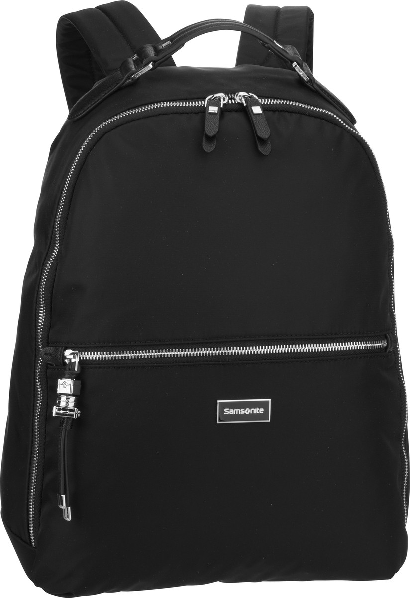 Laptoprucksack Karissa Biz Backpack 14.1'' Black (17.5 Liter)