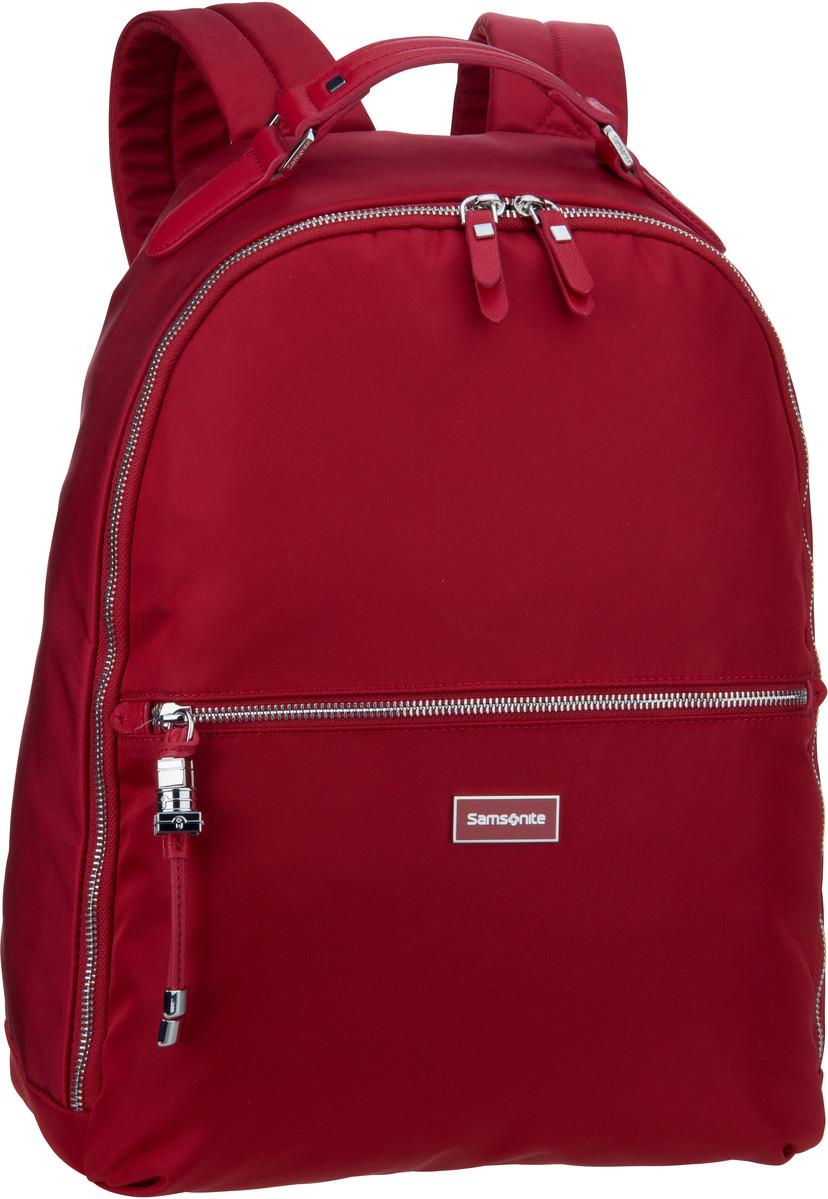 Laptoprucksack Karissa Biz Backpack 14.1'' Formula Red (17.5 Liter)