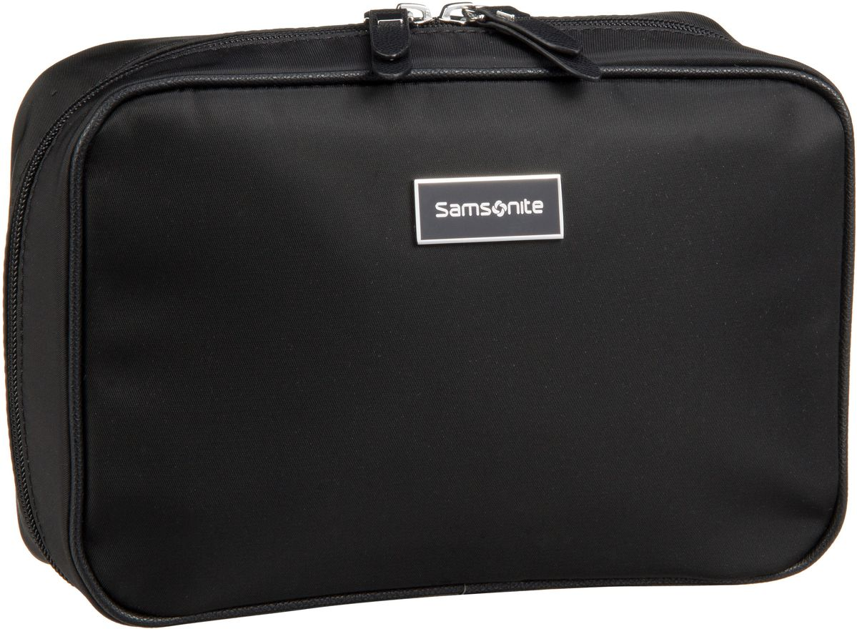 Samsonite Kulturbeutel / Beauty Case Karissa Cosmetic Weekender Black