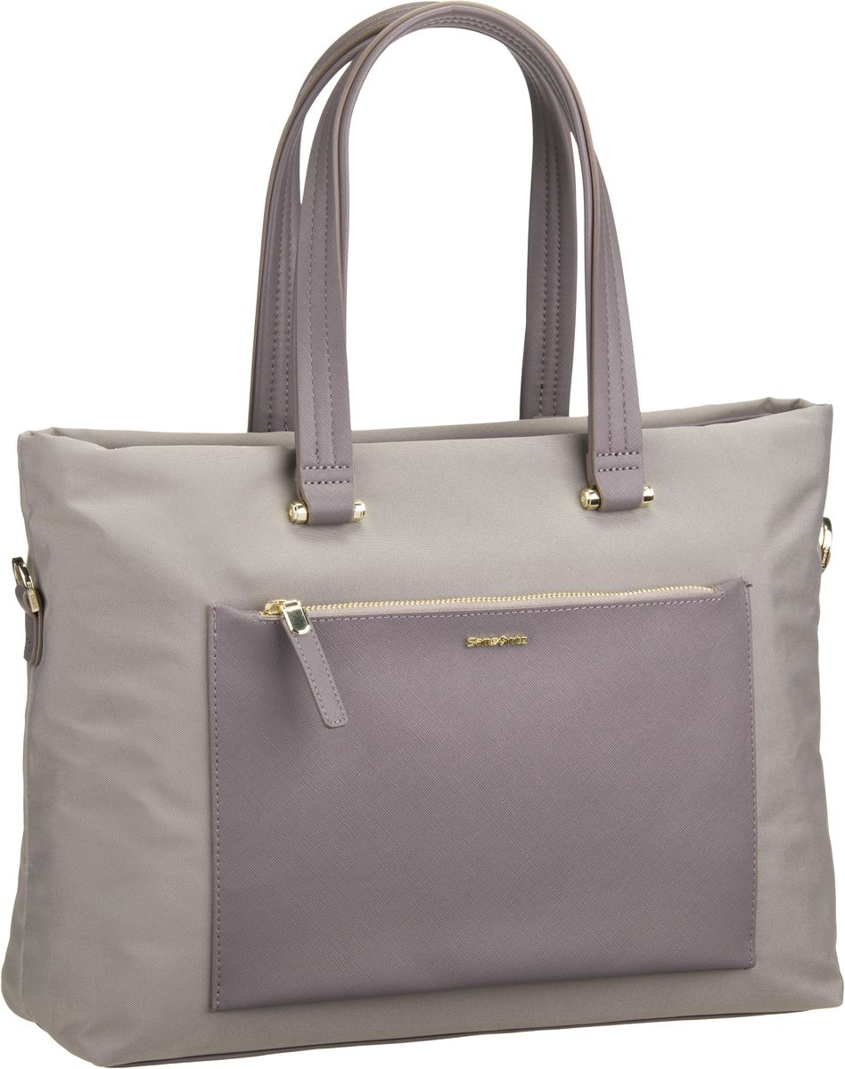 Samsonite Zalia Shopping Bag 15.6´´ Beige - Not...