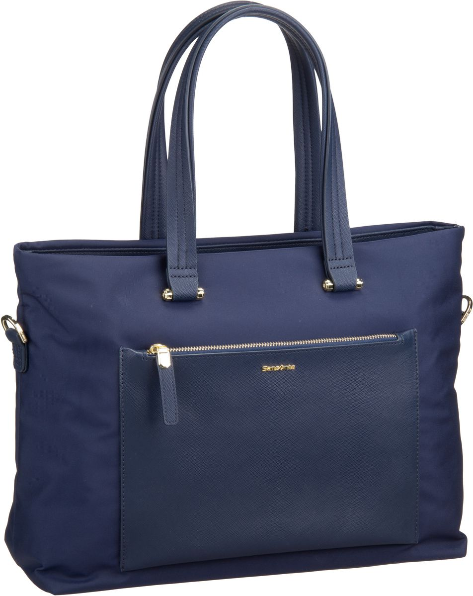 Samsonite Zalia Shopping Bag 15.6´´ Dark Blue -...