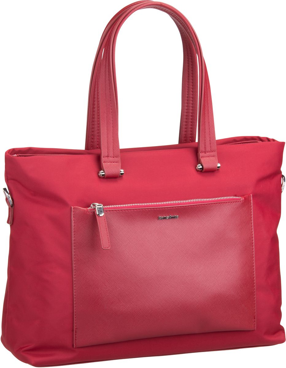 Samsonite Zalia Shopping Bag 15.6´´ Red - Noteb...