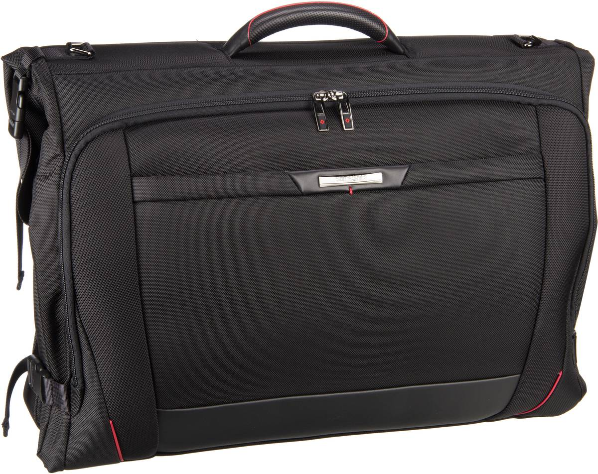 Samsonite Kleidersack Pro-DLX 5 Tri-Fold Garment Bag Black