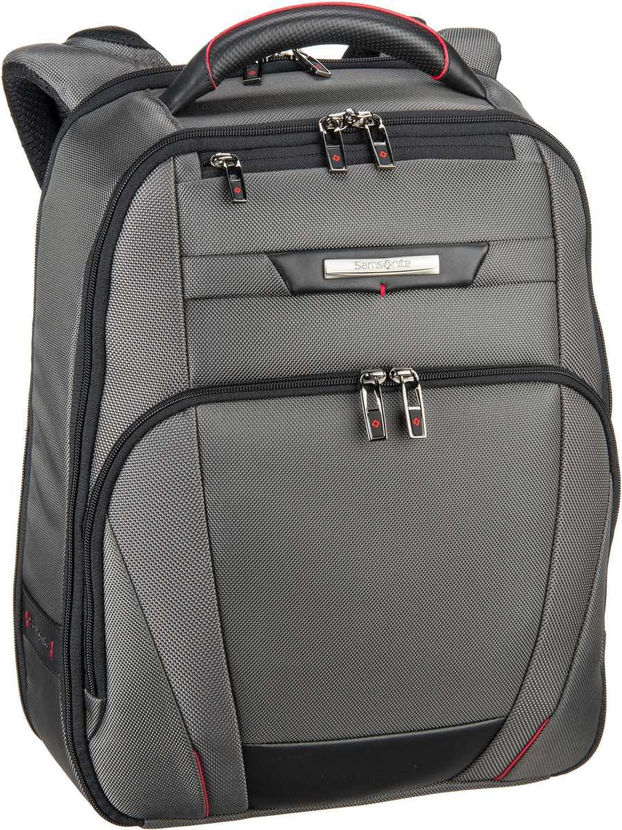 Laptoprucksack Pro-DLX 5 Laptop Backpack 14.1'' Magnetic Grey (14 Liter)