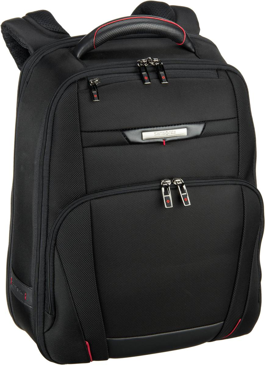Laptoprucksack Pro-DLX 5 Laptop Backpack 15.6'' exp Black (21 Liter)