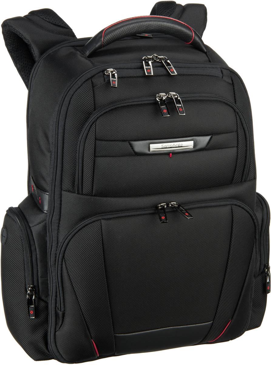 Laptoprucksack Pro-DLX 5 Laptop Backpack 3V 15.6'' Black (20 Liter)