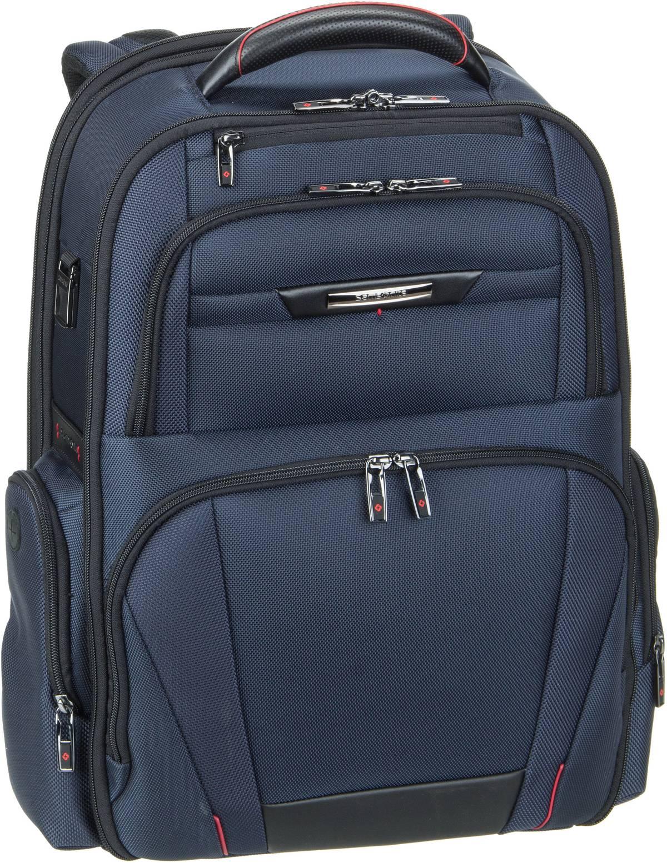 Laptoprucksack Pro-DLX 5 Laptop Backpack 3V 17.3'' exp Oxford Blue (29 Liter)