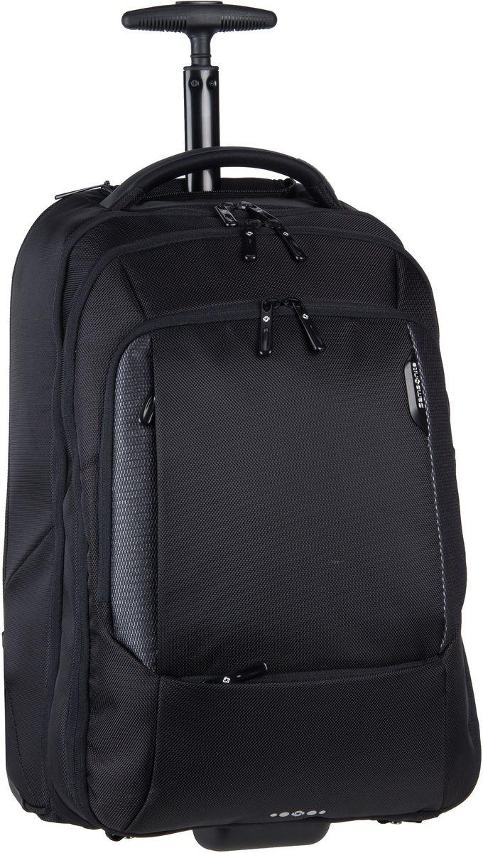 Rucksack-Trolley Cityscape Tech Backpack Wheeled 17.3'' Black (30 Liter)