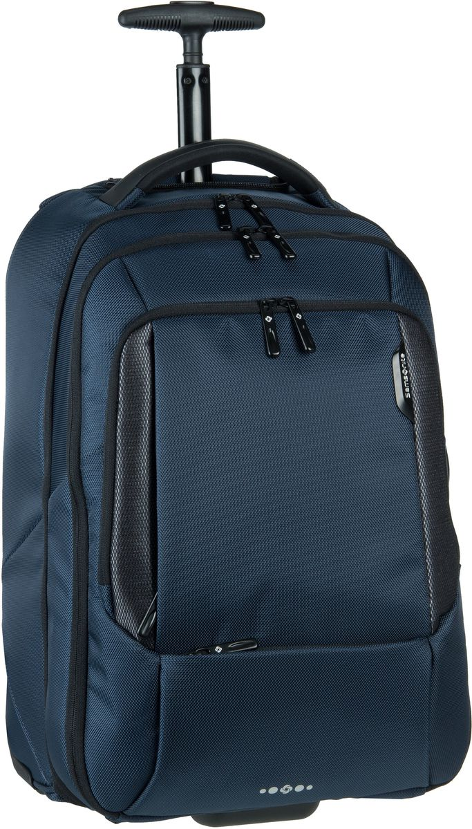 Rucksack-Trolley Cityscape Tech Backpack Wheeled 17.3'' Space Blue (30 Liter)