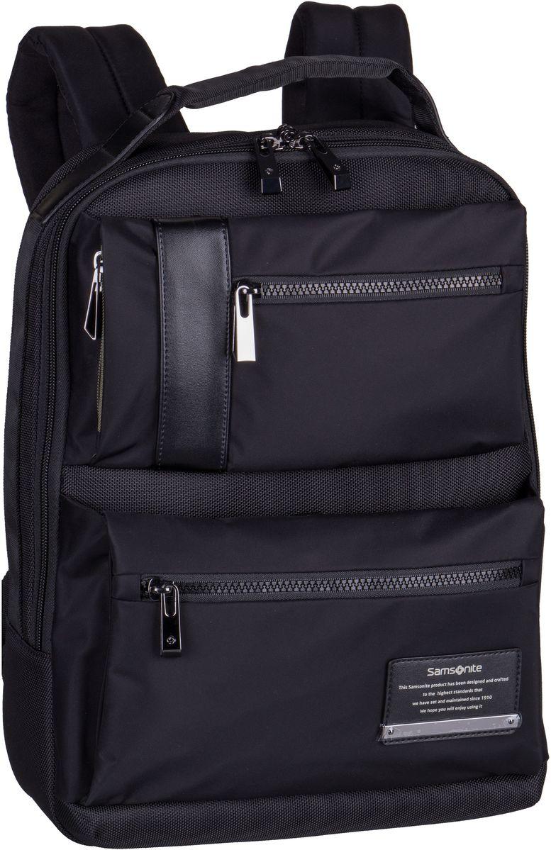 Laptoprucksack Openroad Backpack Slim 13.3'' Jet Black (11 Liter)