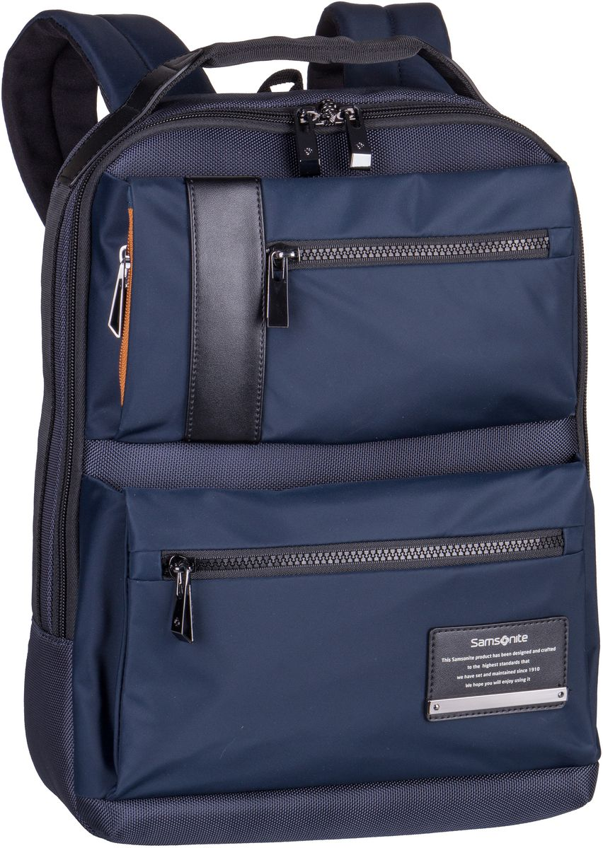 Samsonite Laptoprucksack Openroad Backpack Slim 13.3´´ Space Blue (11 Liter)