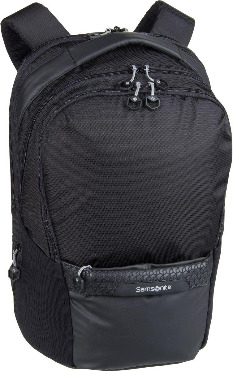 Rucksack / Daypack Hexa-Packs Laptop Backpack M Exp Work Black (21 Liter)