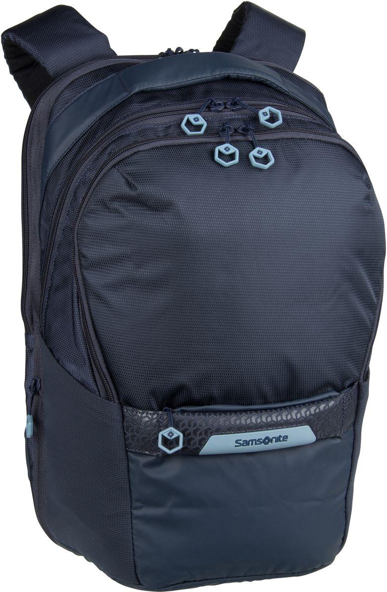 Rucksack / Daypack Hexa-Packs Laptop Backpack M Exp Work Shadow Blue (21 Liter)