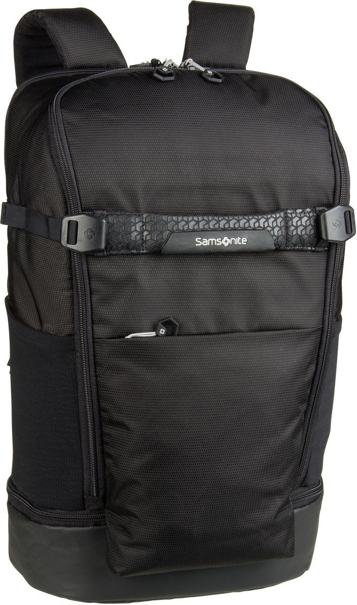 Rucksack / Daypack Hexa-Packs Laptop Backpack L Travel Black (22 Liter)
