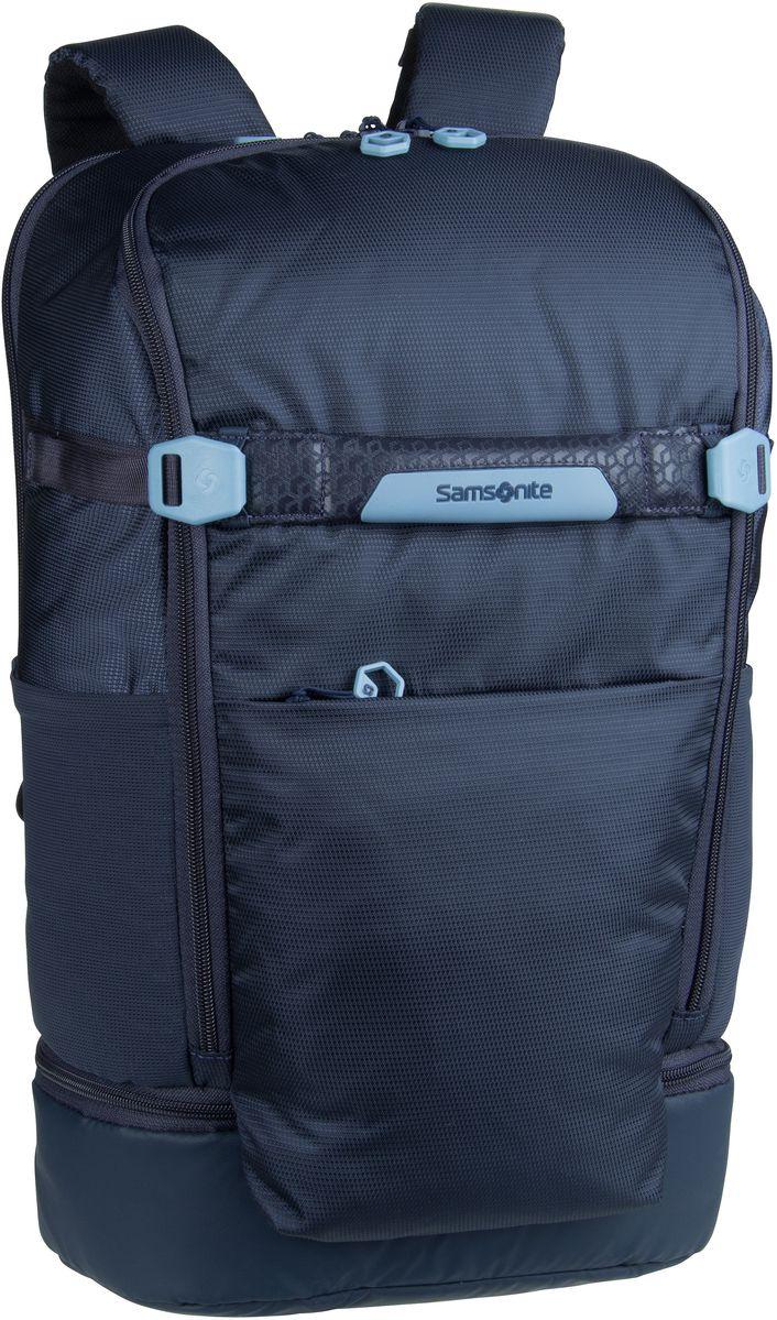 Rucksack / Daypack Hexa-Packs Laptop Backpack L Travel Shadow Blue (22 Liter)