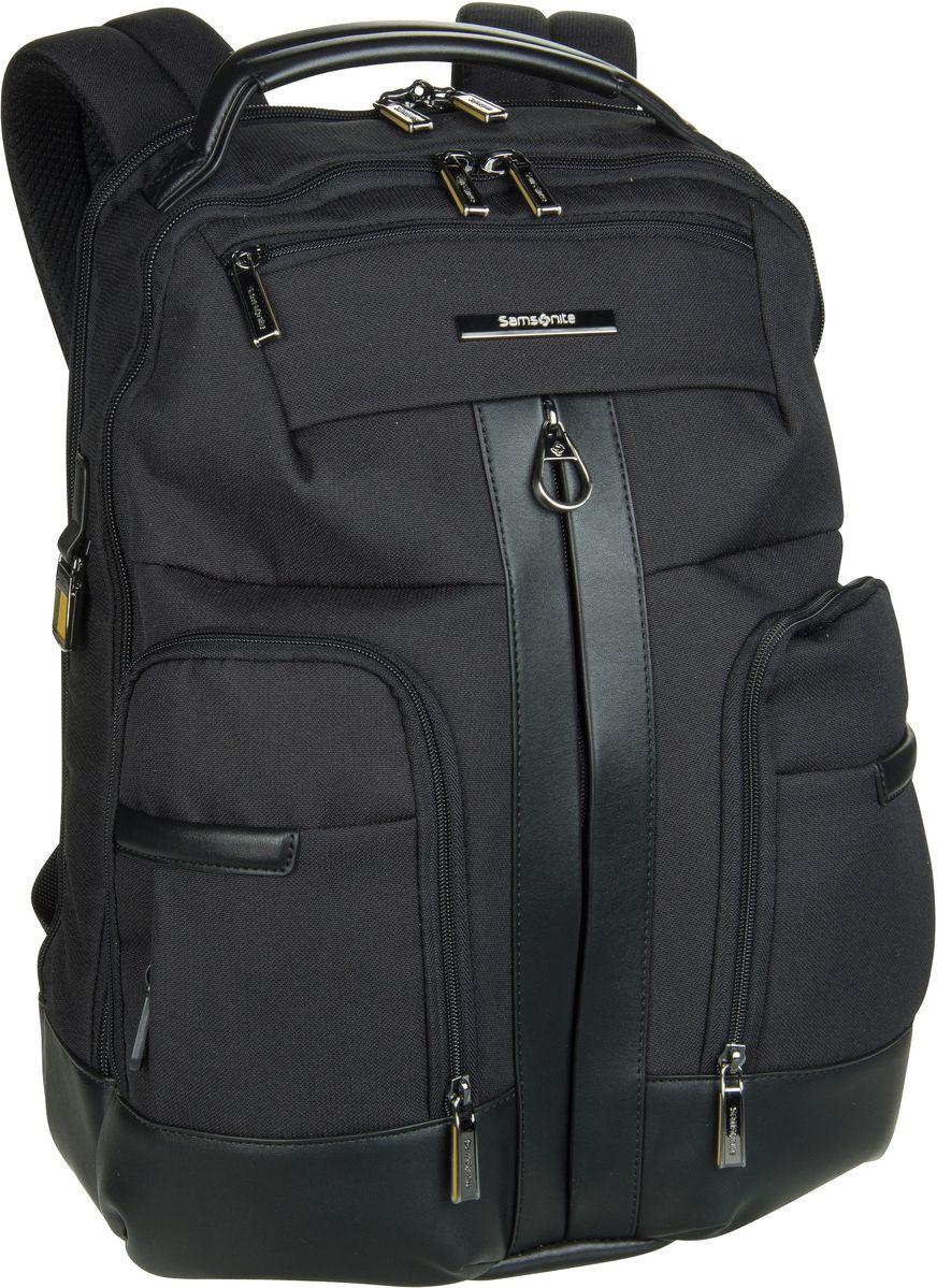 Samsonite Laptoprucksack Checkmate Laptop Backpack 15.6´´ Black (23.5 Liter)