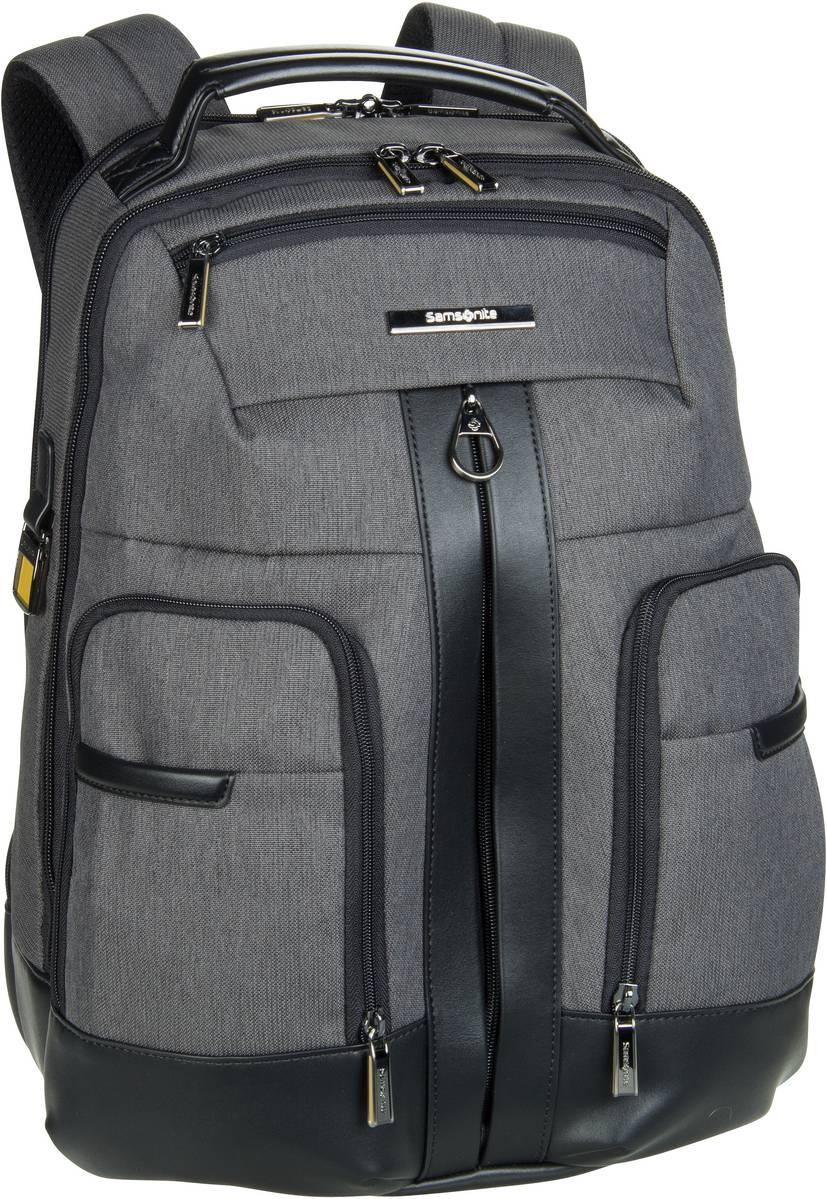 Laptoprucksack Checkmate Laptop Backpack 15.6'' Grey (23.5 Liter)