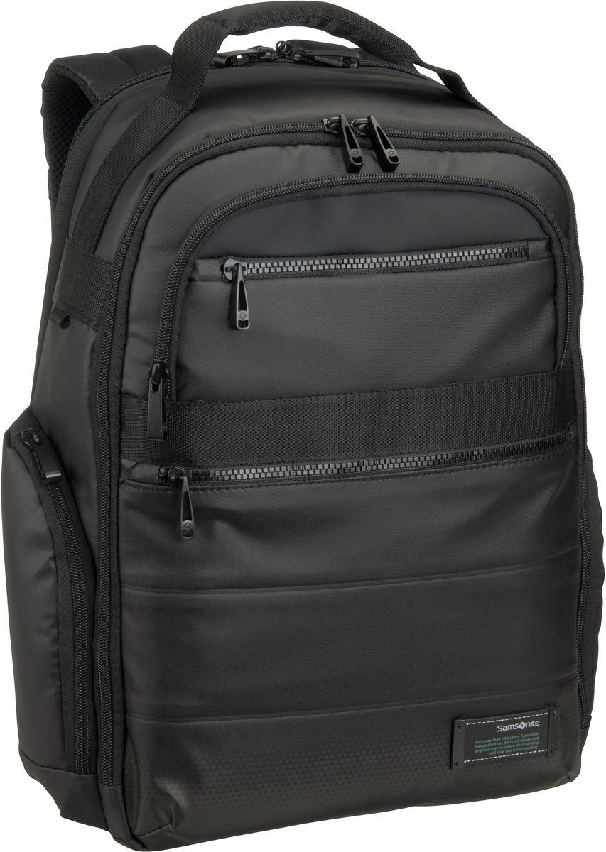 Laptoprucksack Cityvibe 2.0 Laptop Backpack 15.6'' Exp Jet Black (27 Liter)