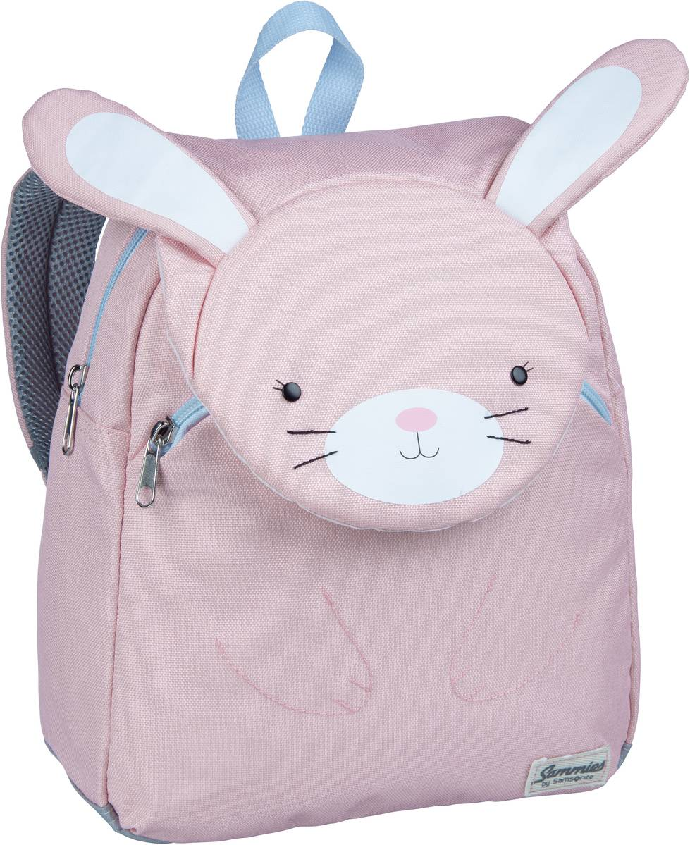 Samsonite Rucksack / Daypack Happy Sammies Backpack S Rabbit Rosie (7.5 Liter)