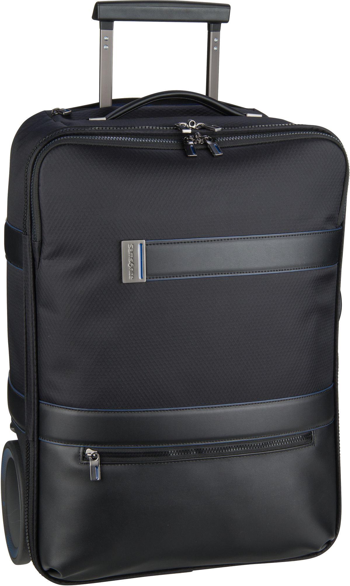 Rucksack-Trolley Zigo Duffle/Wh 55 Backpack Black (35 Liter)