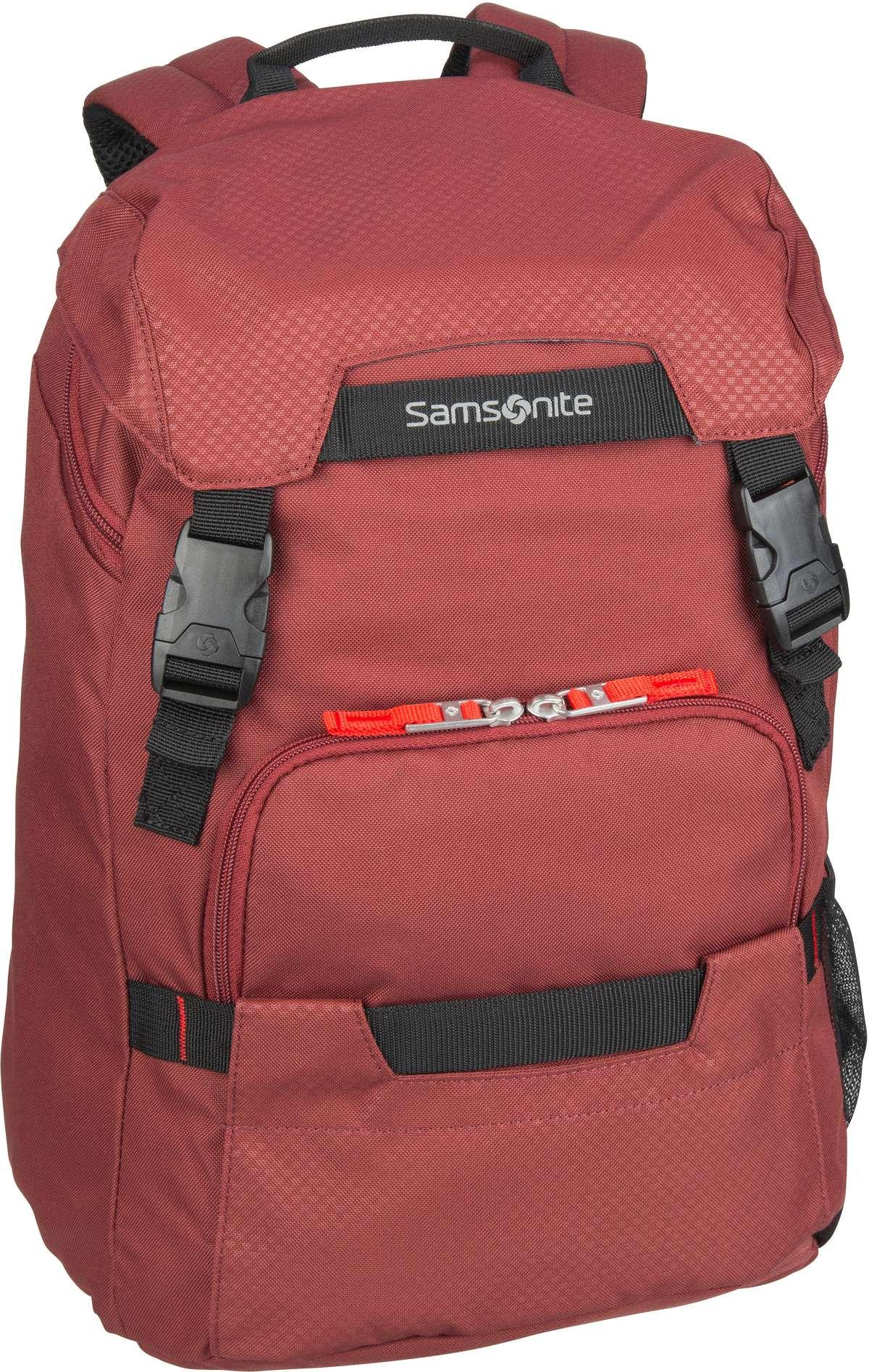 Rucksack / Daypack Sonora Laptop Backpack M Barn Red (23 Liter)