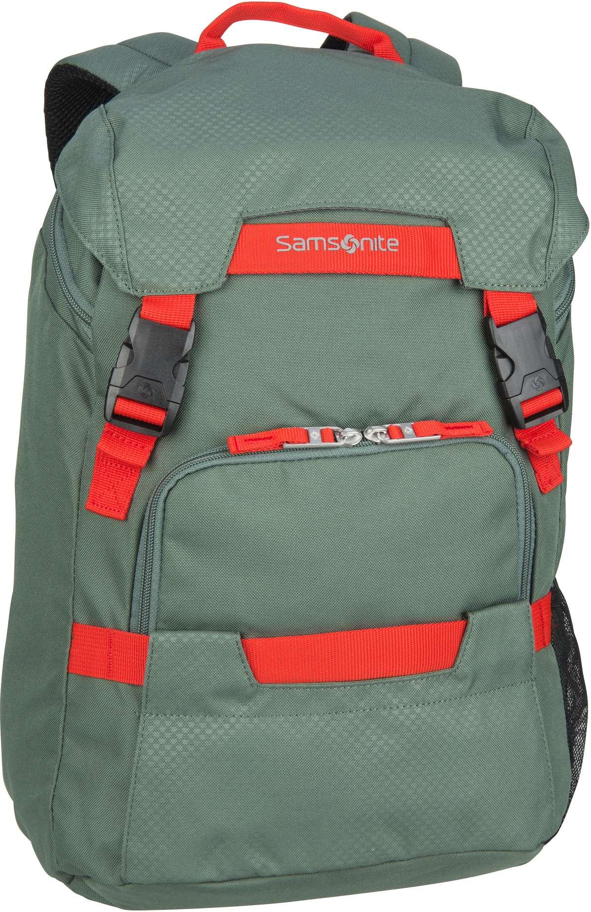 Rucksack / Daypack Sonora Laptop Backpack M Thyme Green (23 Liter)