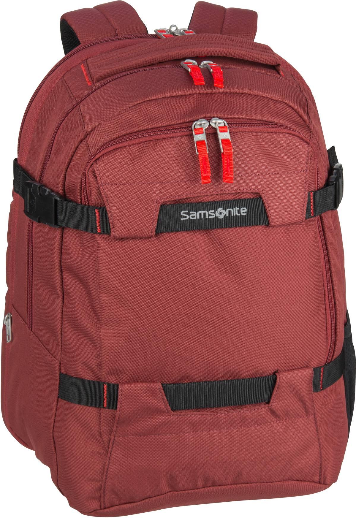 Rucksack / Daypack Sonora Laptop Backpack L exp Barn Red (31 Liter)