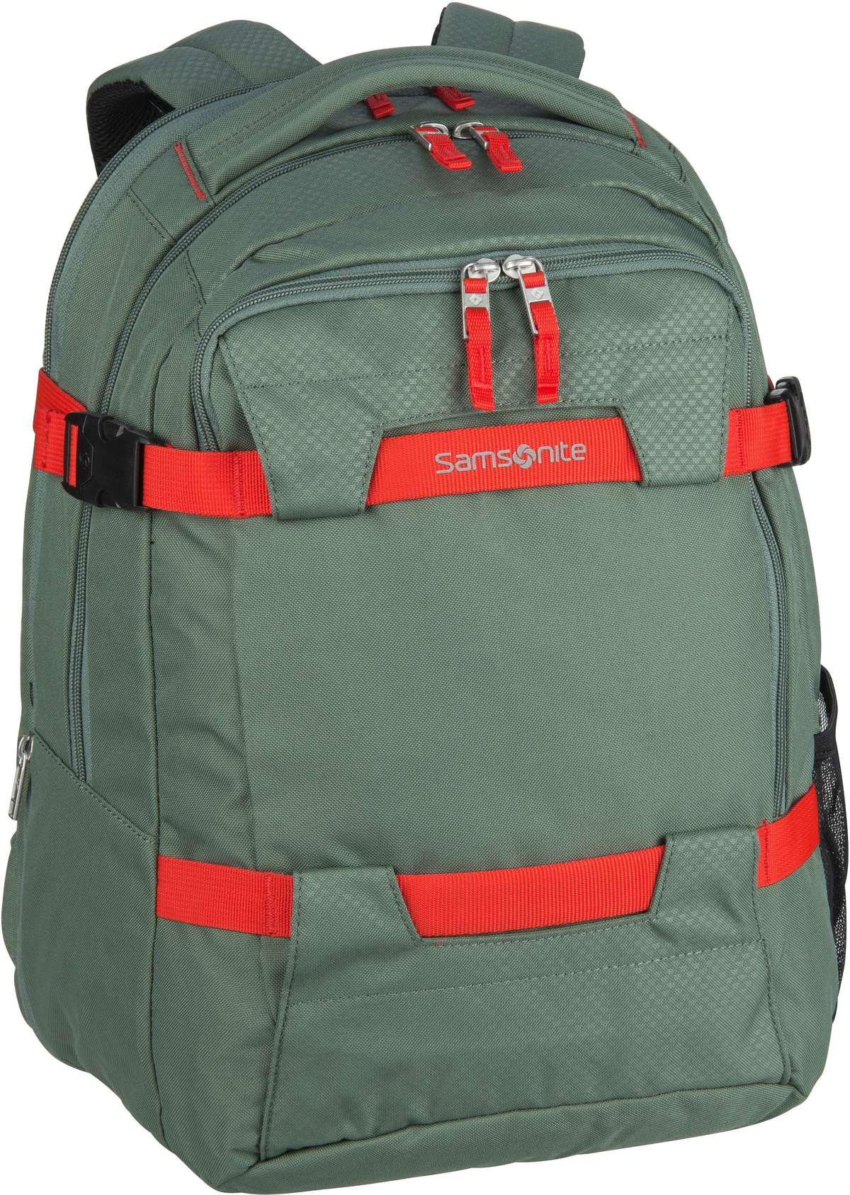 Rucksack / Daypack Sonora Laptop Backpack L exp Thyme Green (31 Liter)