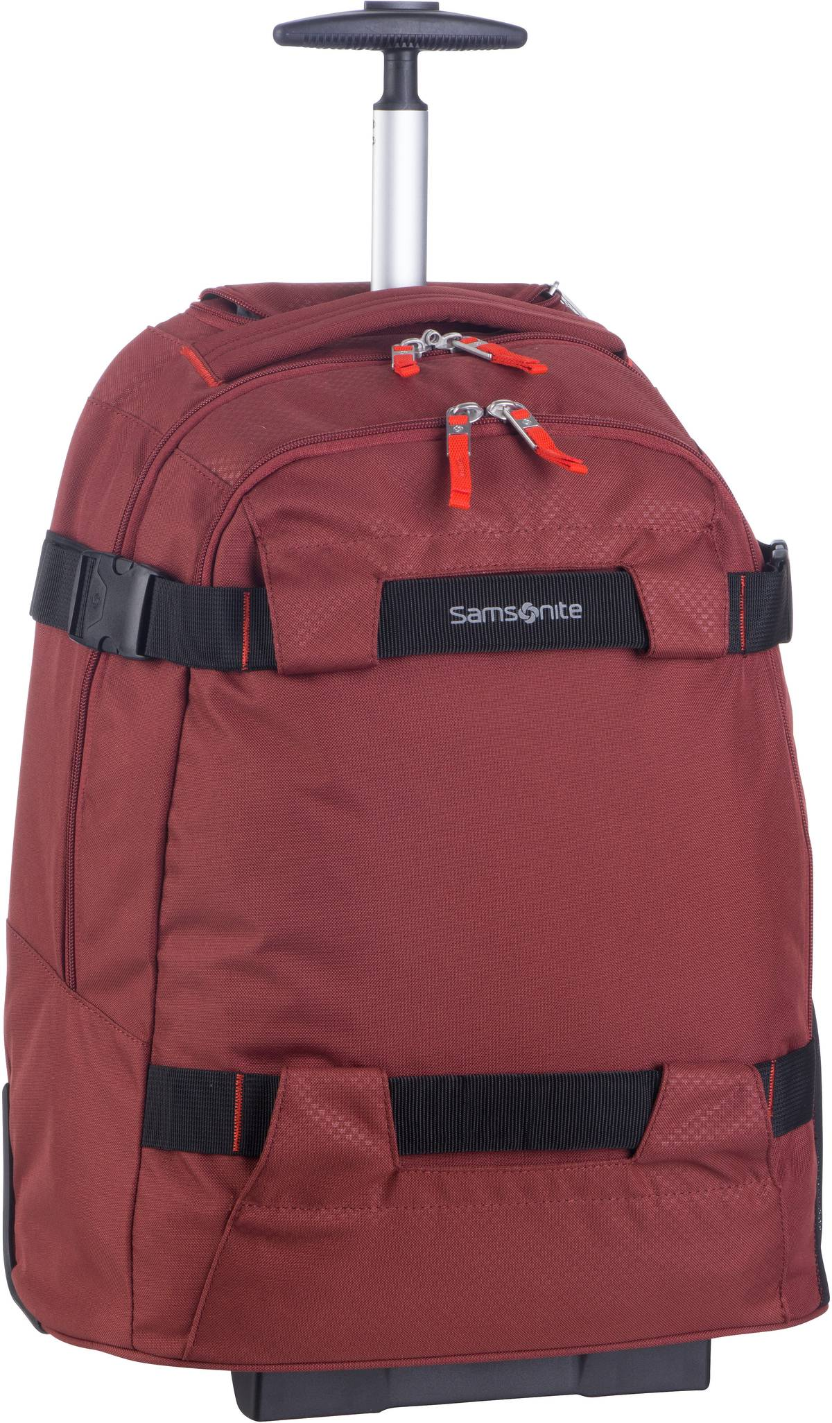 Rucksack-Trolley Sonora Laptop Backpack/Wh 55 Barn Red (30 Liter)