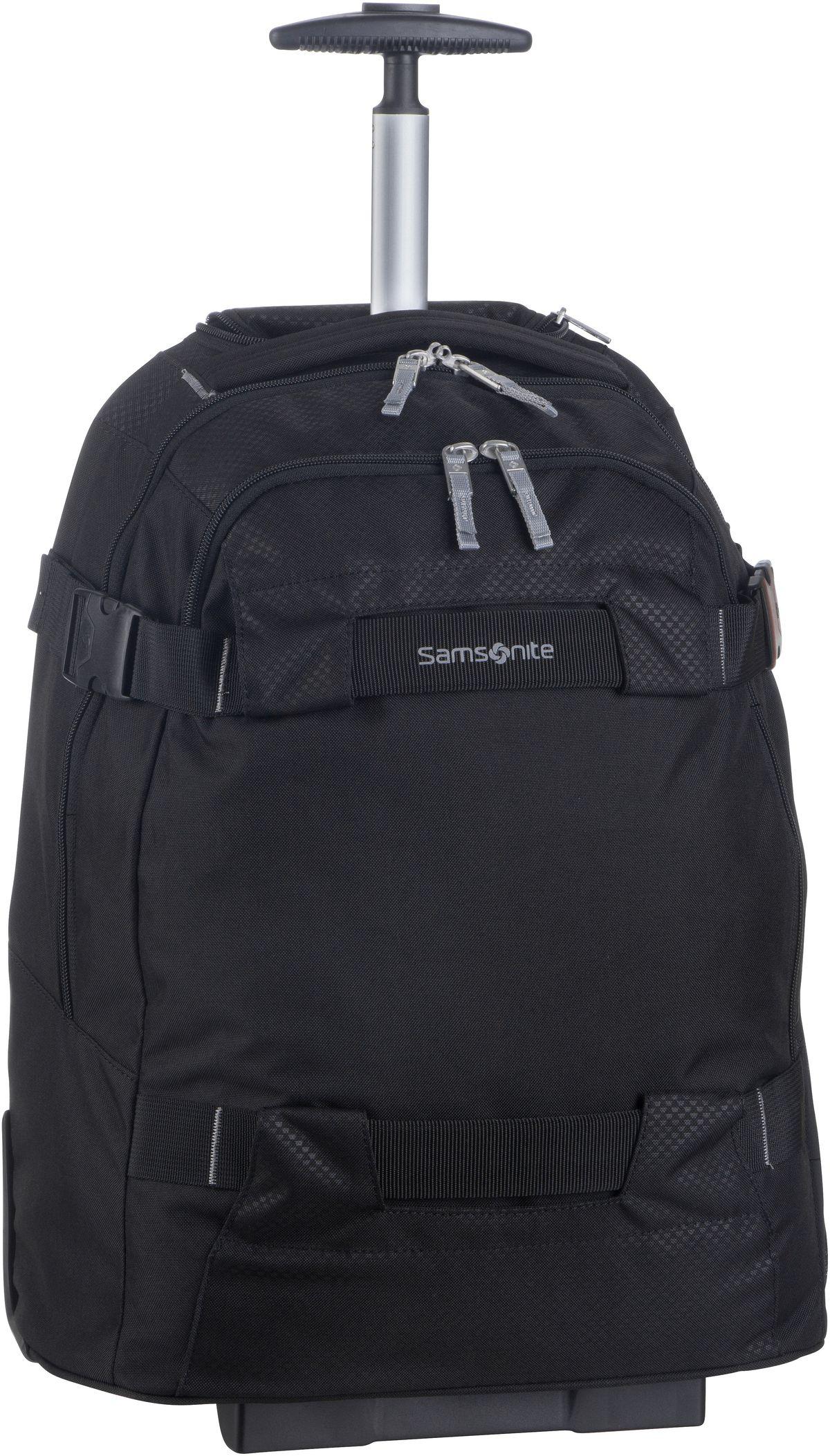 Rucksack-Trolley Sonora Laptop Backpack/Wh 55 Black (30 Liter)