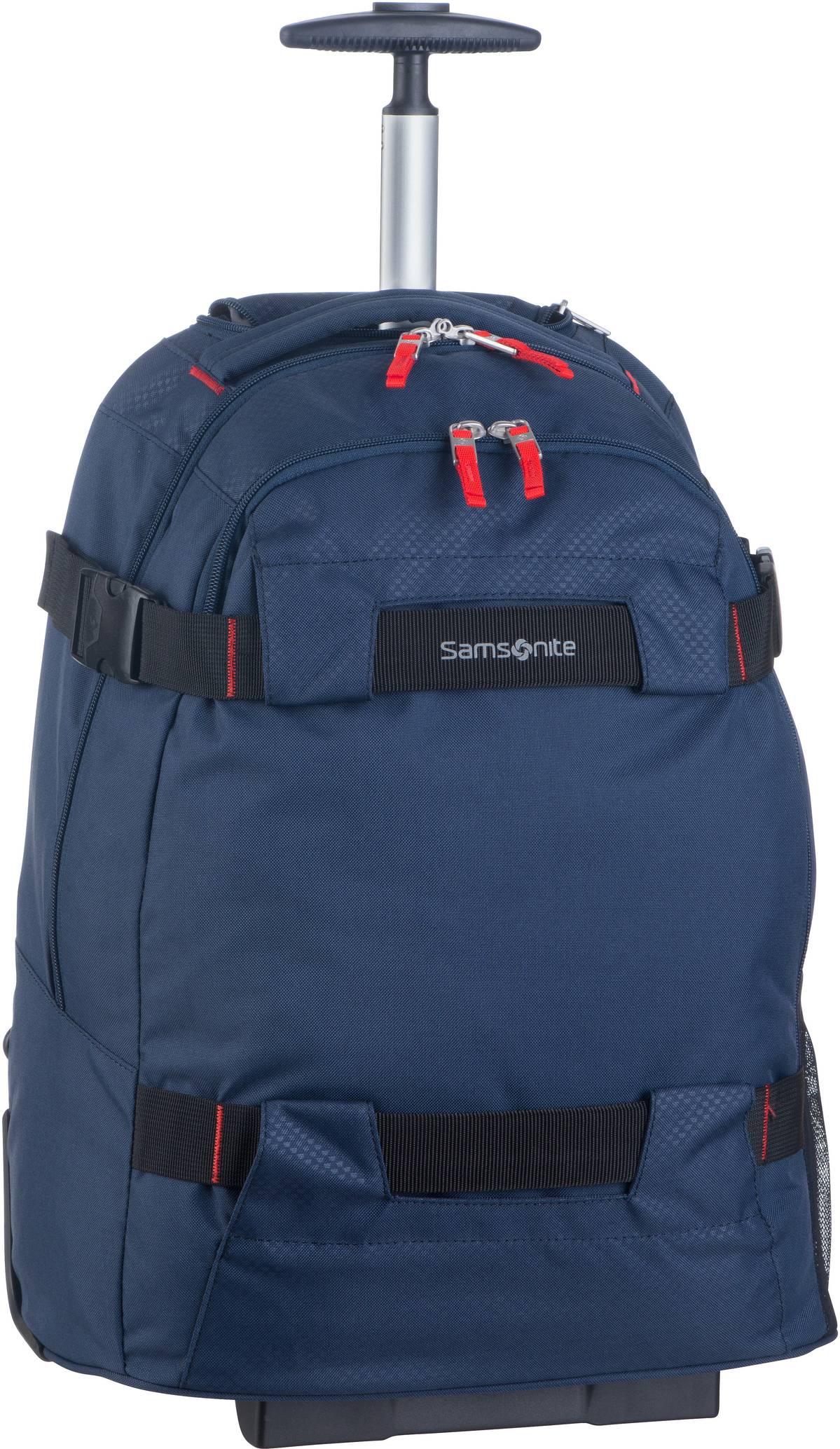 Rucksack-Trolley Sonora Laptop Backpack/Wh 55 Night Blue (30 Liter)