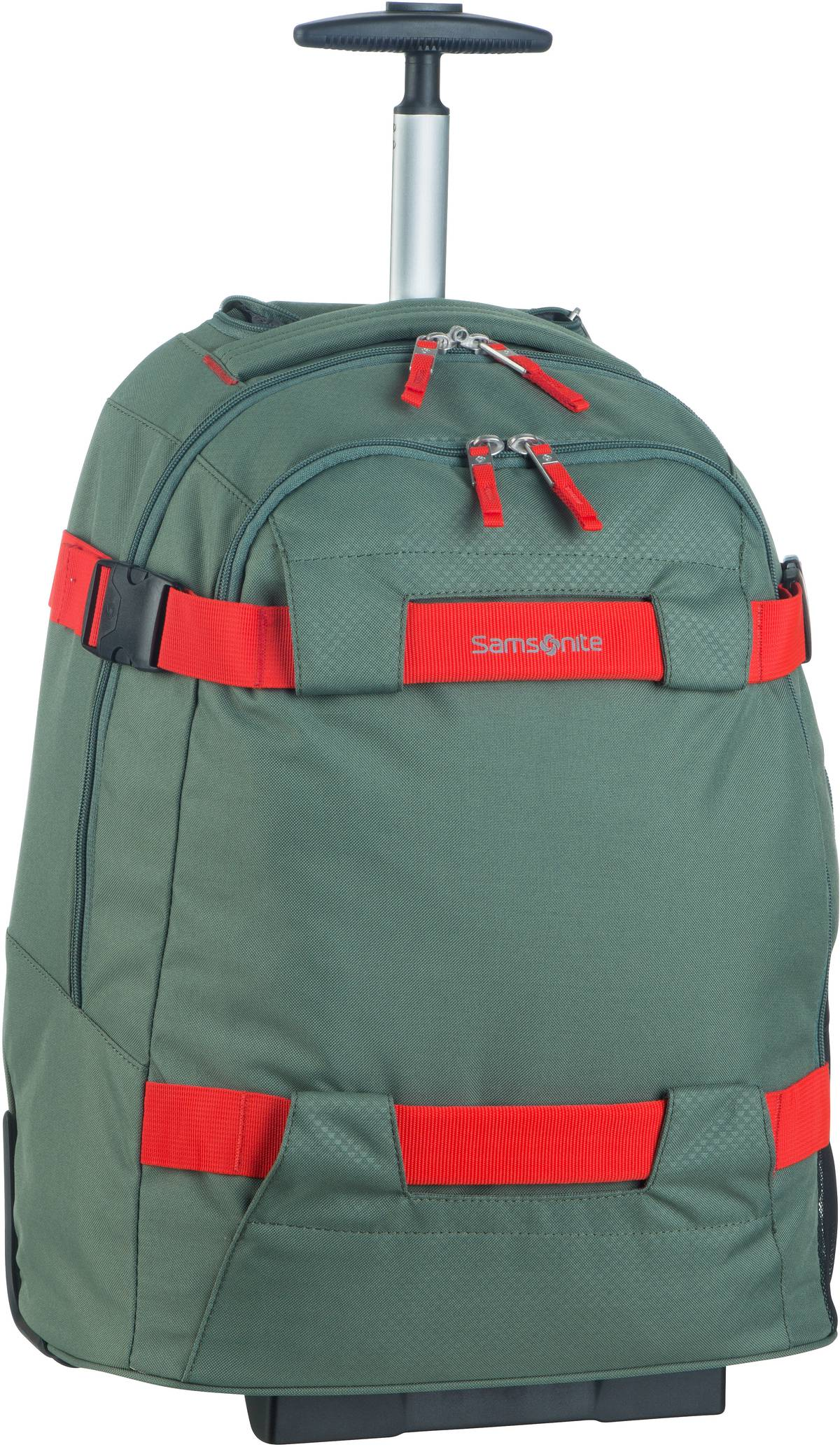 Rucksack-Trolley Sonora Laptop Backpack/Wh 55 Thyme Green (30 Liter)