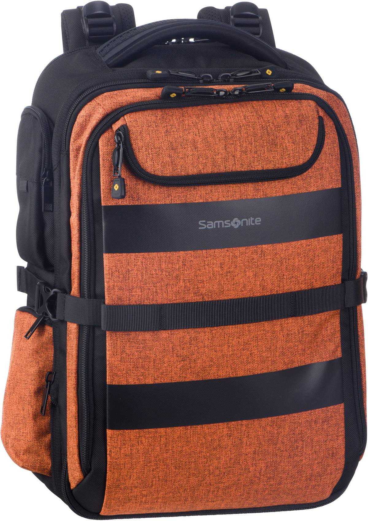 Rucksack / Daypack Bleisure BP 15.6'' exp Overnight Deep Orange (24 Liter)