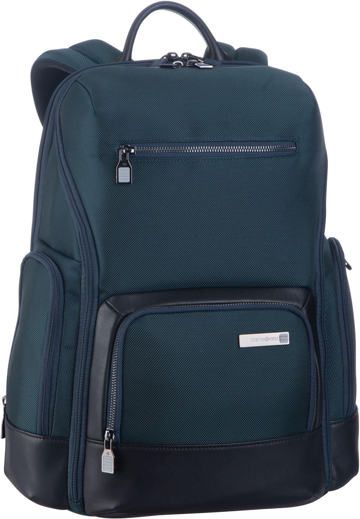 Rucksack / Daypack Safton LP Backpack 15.6'' Blue (20 Liter)