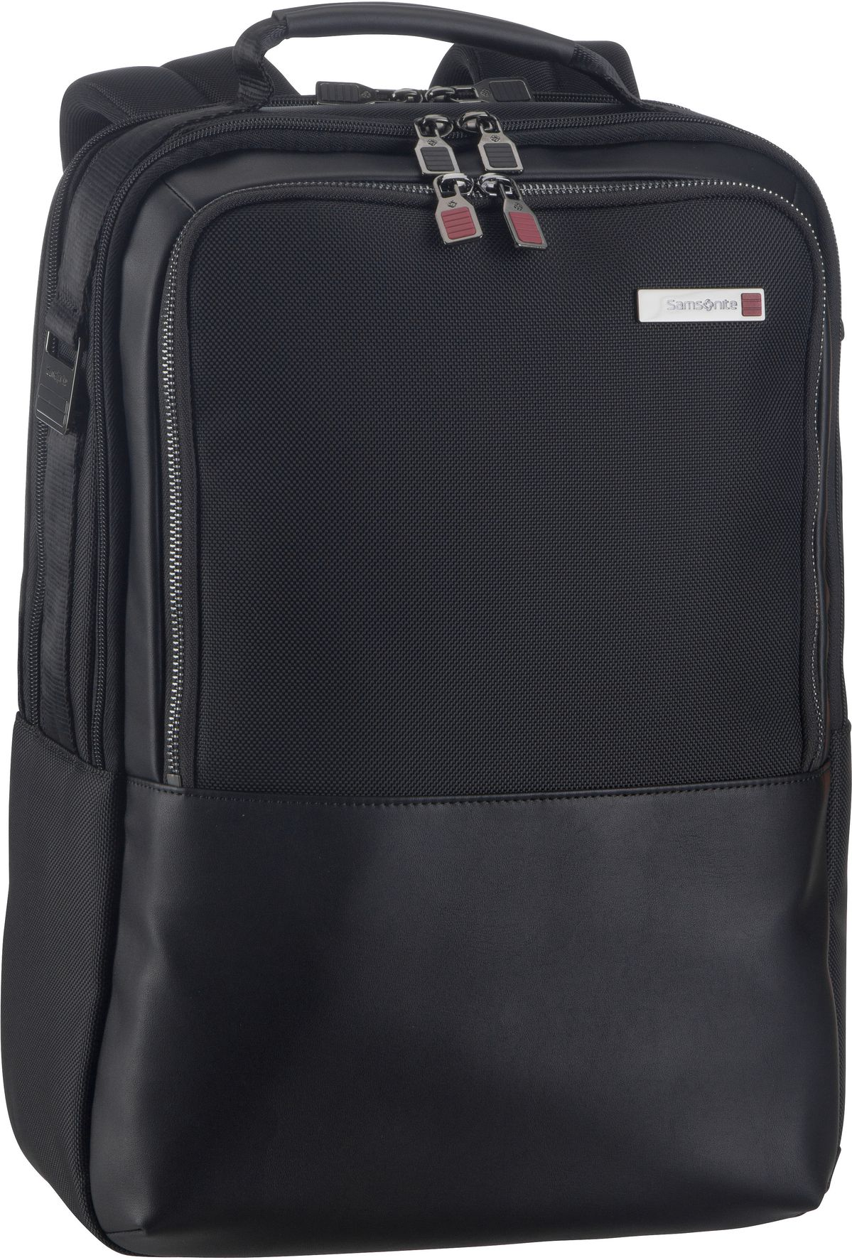 Rucksack / Daypack Safton LP Backpack 15.6'' 2C Black (15.5 Liter)