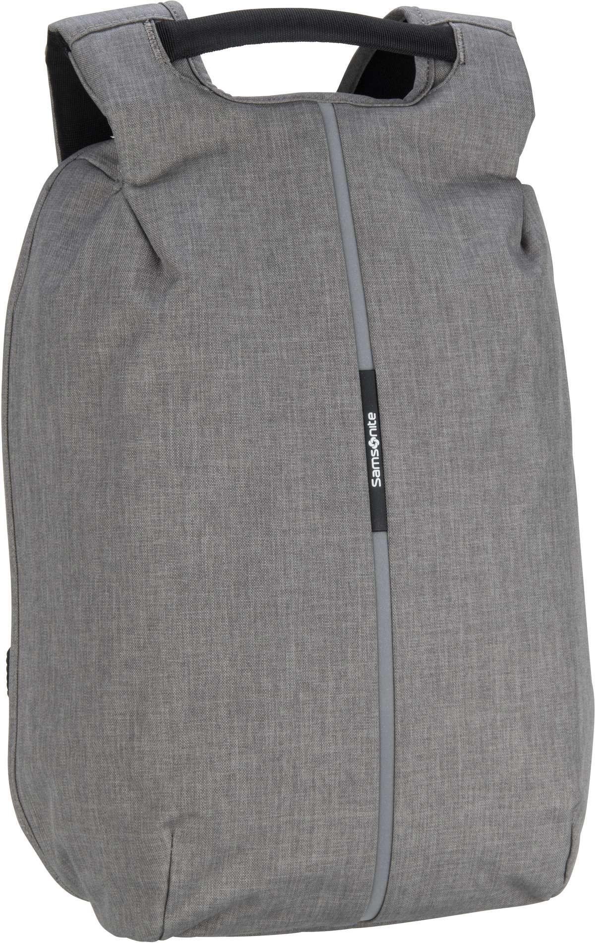 Rucksack / Daypack Securipak Laptop Backpack 15.6'' Cool Grey (17 Liter)