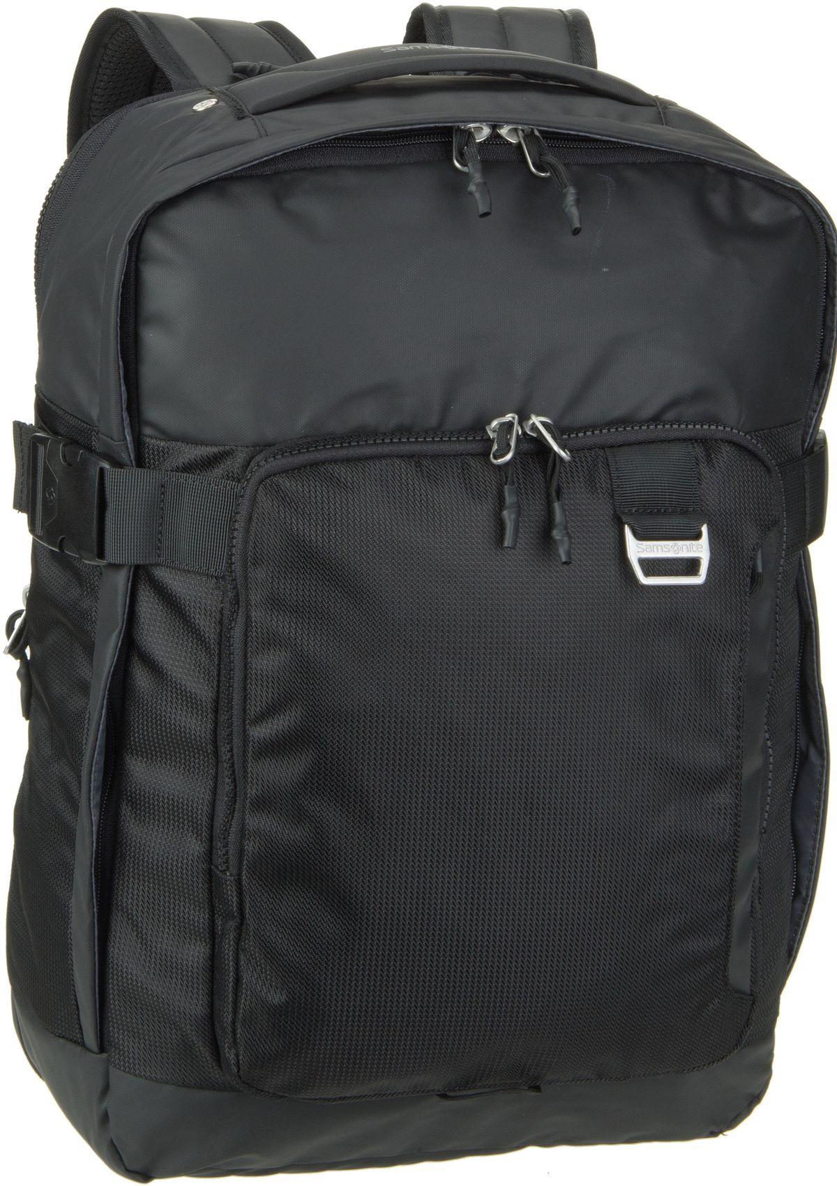 Laptoprucksack Midtown Laptop Backpack L exp Black (29 Liter)
