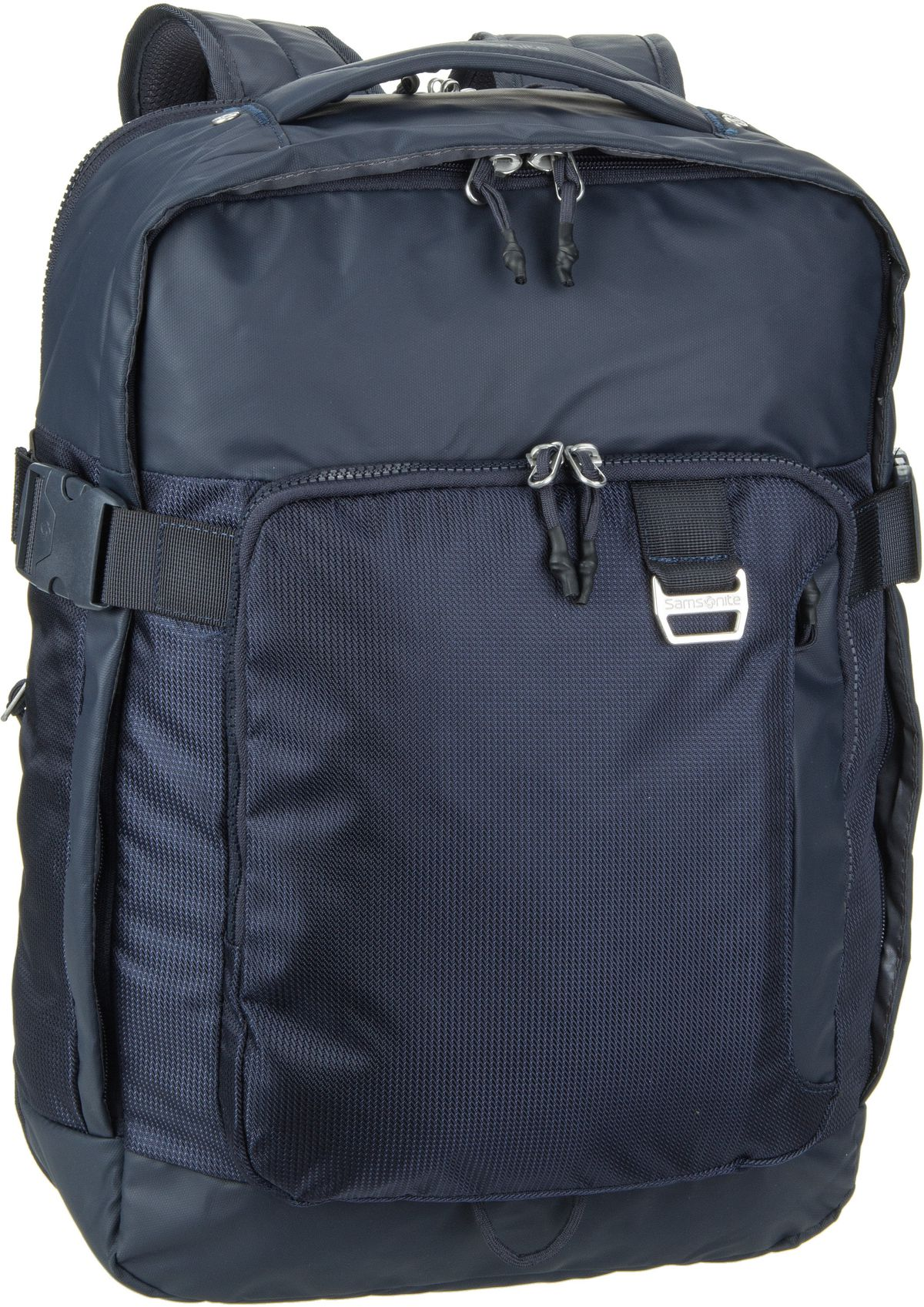 Laptoprucksack Midtown Laptop Backpack L exp Dark Blue (29 Liter)