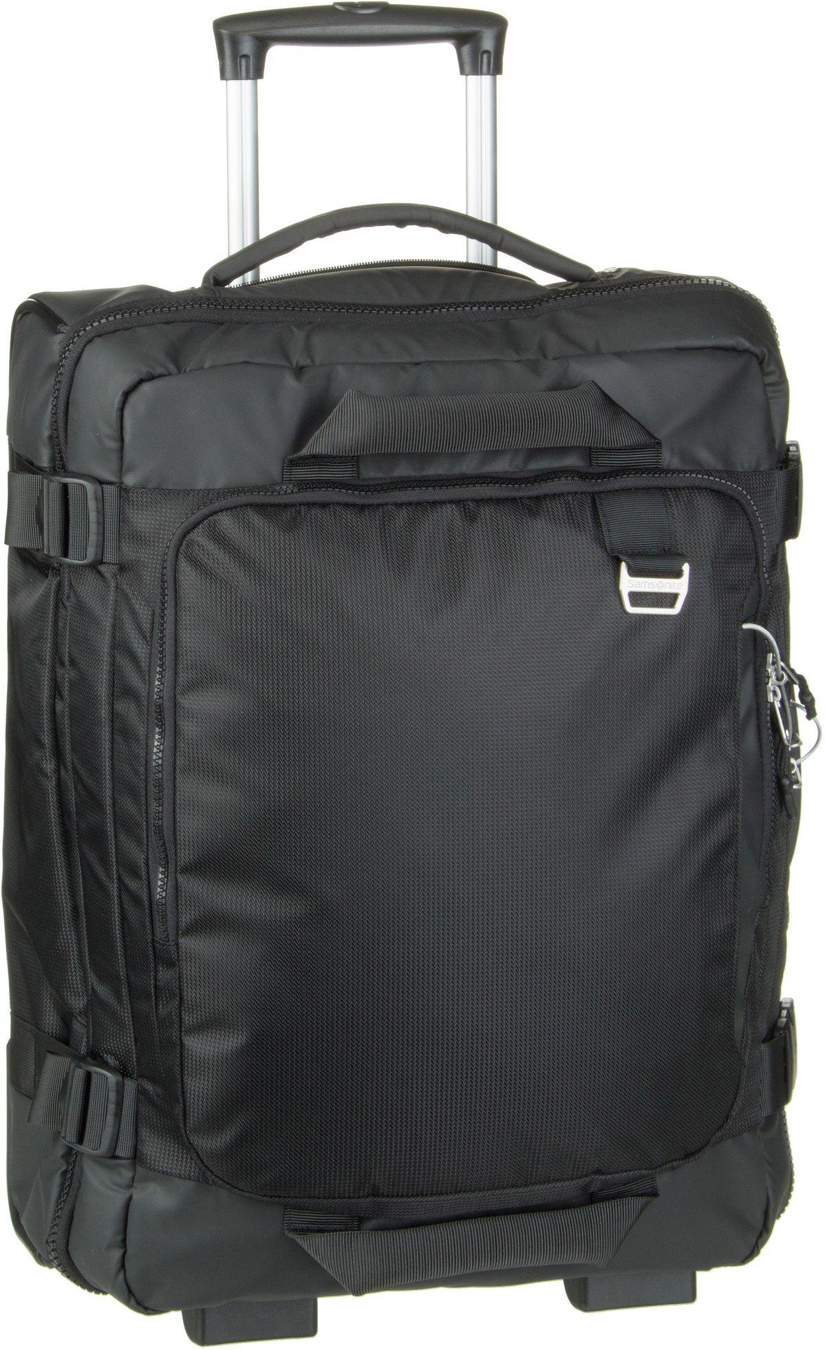 Rucksack-Trolley Midtown Duffle/Wh 55 Backpack Black (43 Liter)