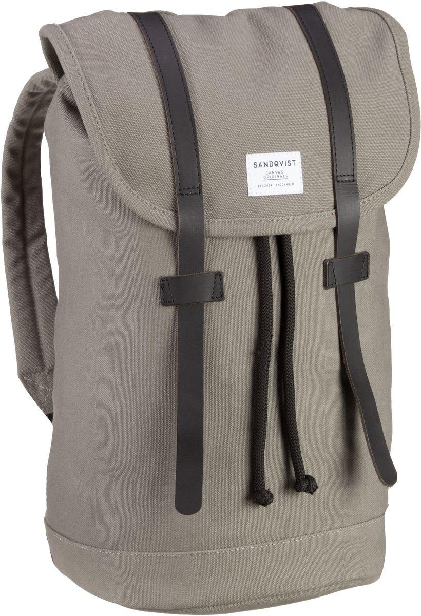 Laptoprucksack Stig Canvas Backpack Grey (14 Liter)
