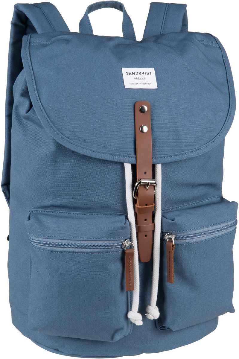 Laptoprucksack Roald Backpack Dusty Blue (17 Liter)