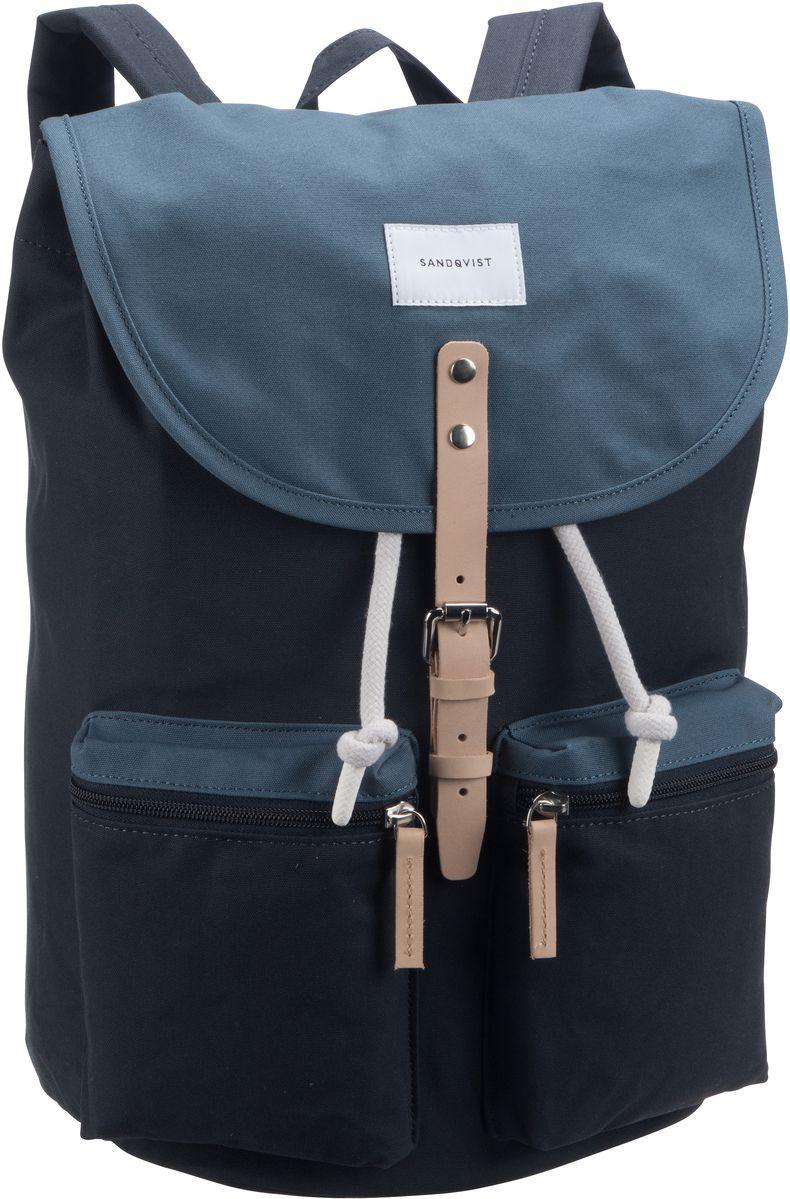 Laptoprucksack Roald Backpack Multi Blue/Dusty Blue (17 Liter)