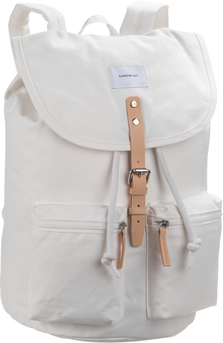 Laptoprucksack Roald Backpack Off White (17 Liter)
