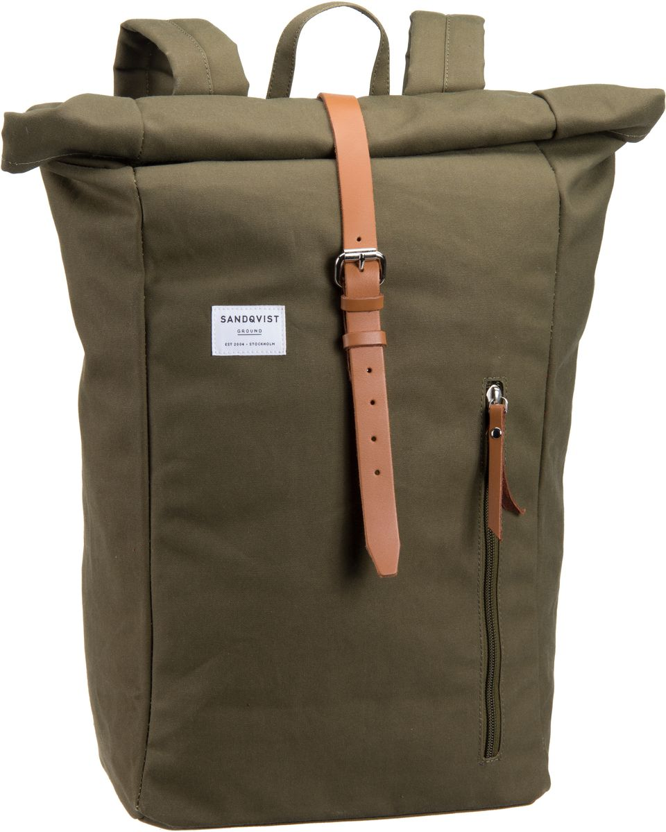 Laptoprucksack Dante Backpack Olive (18 Liter)