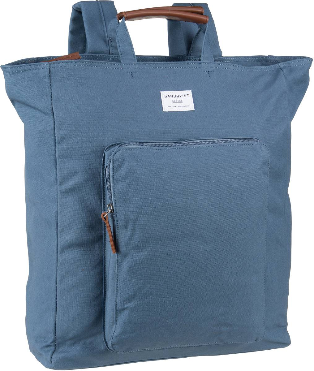 Laptoprucksack Sasha Totepack Dusty Blue (19 Liter)