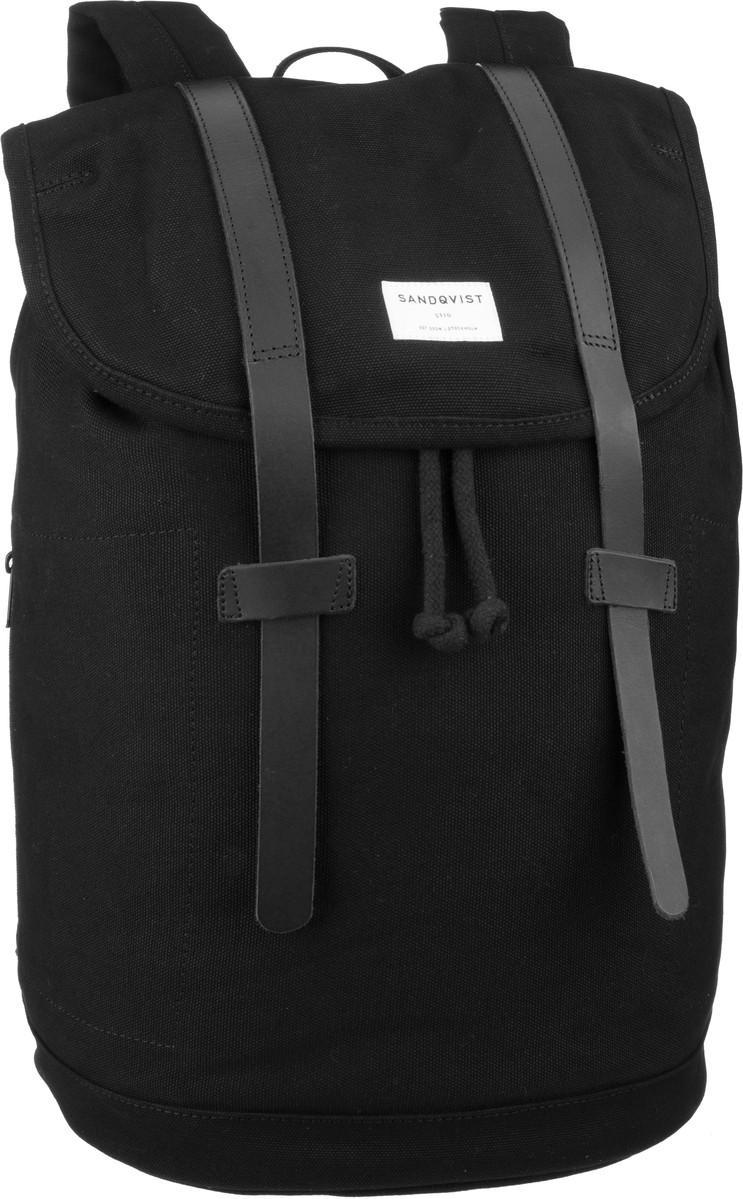 Laptoprucksack Stig Large Backpack Black (18 Liter)